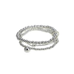 Bracelet Coco (argent)